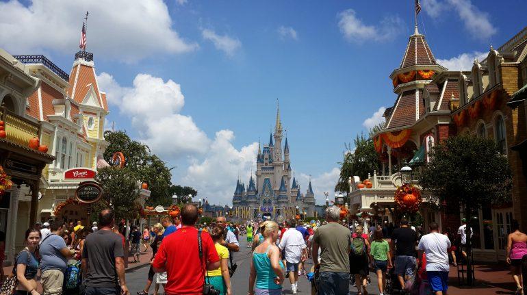 Familieferie til Florida. Besøg Disney World Orlando