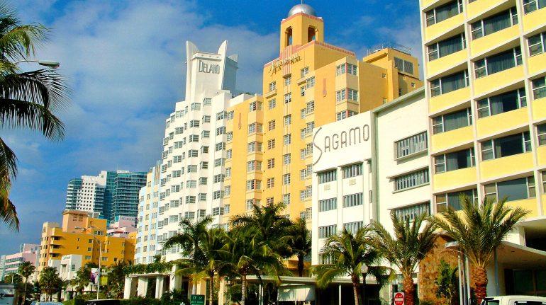 Familieferie til Miami Beach