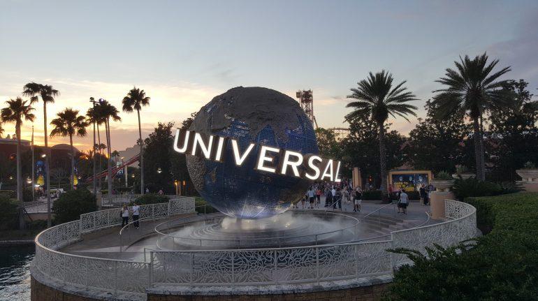 Familieferie til Florida. Besøg Universal Studios Orlando