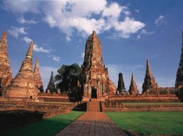 Ayutthaya-i-Thailand