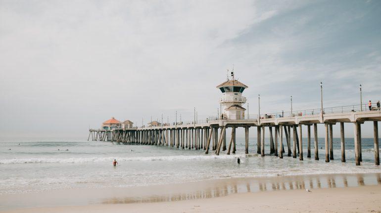 strand-californien